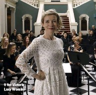 ??  ?? V for Victoria: Lucy Worsley