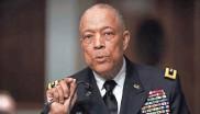 "?? AP ?? Maj. Gen. William Walker testifies that senior Army officials worried troops could ""incite the crowd."""
