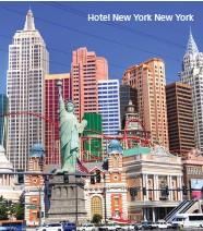 ??  ?? Hotel New York New York