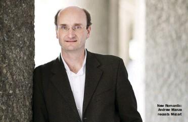 ??  ?? New Romantic: Andrew Manze recasts Mozart