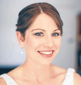 ??  ?? Dearly missed: Wellington cancer nurse Nadine Wooffindin died in the night, leaving behind a husband and two baby sons. weeks premature and, after the couple got married in November, they decided to move to Masterton. ''We just decided we wanted to be...