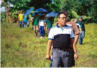 ??  ?? Cebu Landmasters founder & CEO, Mr. Jose Soberano III drives the company to embrace his hands-on, personal approach to real estate