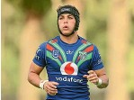 ??  ?? Reece Walsh, above, will have to make way if Chanel Harris-Tavita, below, reclaims his position at halfback.