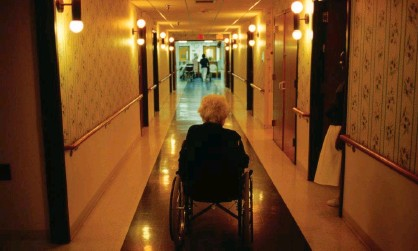 ?? Photograph: Owen Franken/Getty Images ?? 'Despite the best efforts of hard-working GPs, nurses and specialists, our broken aged care system suffers from a critical deficit of healthcare.'