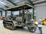 ??  ?? Star of the show – a 1918 Holt 75 of the type used in the First World War. It sold for £150,000