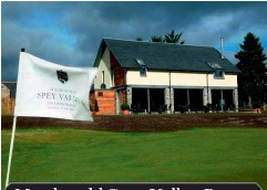 ??  ?? Macdonald Spey Valley Resort