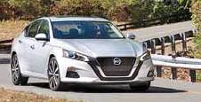 """??  ?? Nissan Altima lleva el paquete mas completo dentro de la nueva filosofía de sistemas de seguridad activa llamada """"Nissan intelligent mobility""""."""