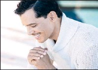 """?? CHRISTIAN LANTRY : ?? """"I GOT MY WILL POWER BACK"""": R&B singer El DeBarge has released his first CD in 16 years, Second Chance."""
