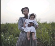 """?? HEYDAY TELEVISION/PBS ?? Tamara Lawrance plays a 19th-century Jamaican slave in the PBS """"Masterpiece"""" adaptation of Andrea Levy's award-winning novel """"The Long Song."""""""