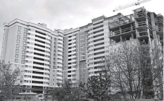 ??  ?? Дозволити собі придбати квартиру в кредит у нашій державі зможуть хіба що... вразливі соціальні категорії, за іноземні кошти. Фото з сайта budkontur.com.ua.
