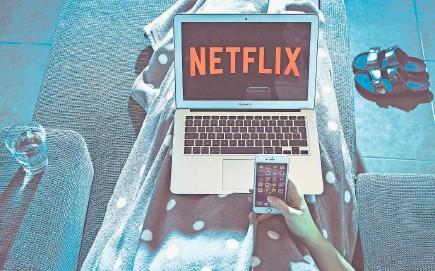 ?? FOTO: IMAGO/CHRISTOPHE VANDERCAM ?? Netflix geht neue Wege – als Spieleanbieter.