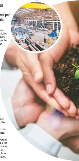 ??  ?? Tecnoglass es una de las empresas barranquilleras que cumple con los Objetivos de Desarrollo Sostenible.