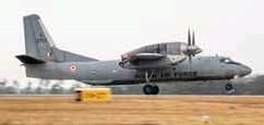 ?? (photo: Angad Singh) ?? Antonov An-32 of the IAF