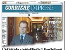 ??  ?? L'intervista al presidente di Fondazione Cr Firenze su «Corriere Imprese»