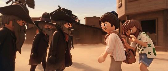 ??  ?? Savoir-faire Playmobil, le film, une production française entièrement réalisée dans les bureaux d'On Animation Studios, au Québec.