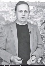 ??  ?? «Освобождение Славянска и изгнание оттуда Гиркина, несмотря ни на что, сыграло свою позитивную роль как важный политический фактор», — говорит Александр Сурков
