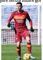 ?? LAPRESSE ?? Roger Ibañez, 22 anni: 26 presenze e 1 rete