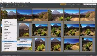 ??  ?? Gleichmacher: Bridge überträgt Ihre Korrekturen auf viele Aufnahmen gleichzeitig.