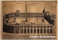 ??  ?? Estadio de Domiciano