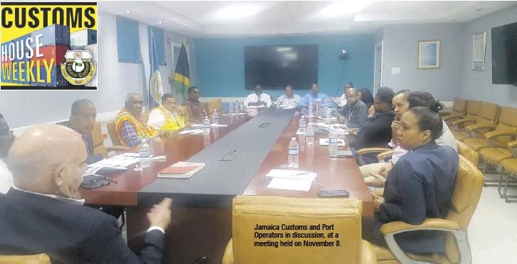 PressReader - Daily Observer (Jamaica): 2018-11-21 - Port