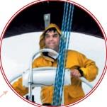 ??  ?? Marco Antonio Ferrari Carneiro é skipper de veleiros, lanchas e trawlers, instrutor de cursos teóricos e práticos de navegação e segurança marítima.