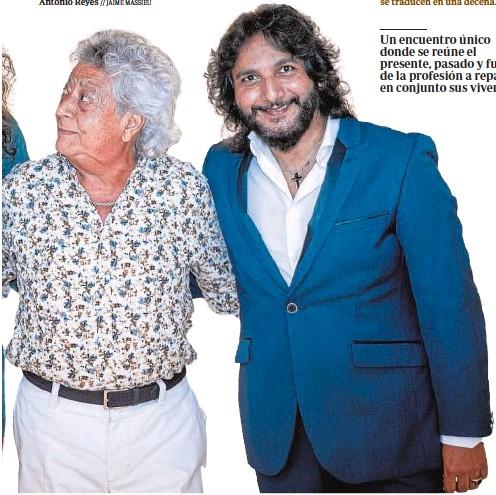 ?? // JAIME MASSIEU ?? Israel Fernández, Pansequito y Antonio Reyes