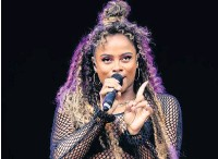 ??  ?? Attraction Former X- Factor star Fleur East set to perform