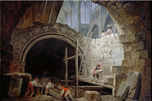 La profanation de Saint-Denis, la seconde mort des rois - PressReader