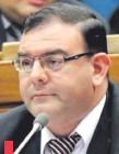 ??  ?? Tomás Fidelino Rivas, diputado por el Partido Colorado, acusado por supuesta estafa y cobro indebido de honorarios.
