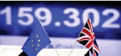 ??  ?? According to official data, businesses increased investment in the three months after the referendum BLOOMBERG