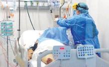 ??  ?? Todas las camas de UTI del hospital de IPS Ingavi se encuentran actualmente ocupadas.