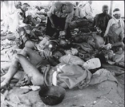 ??  ?? Ofre for atombomben i august 1945. 80.000 døde på et splitsekund.