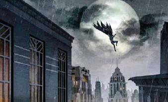 ??  ?? A still from Batman: The Long Halloween