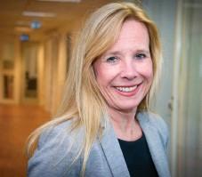 ?? Bild: Alingsås kommun ?? Anneli Schwartz, chef för kultur- och utbildningsförvaltningen i Alingsås, lämnar kommunen för ett nytt uppdrag i Malmö.