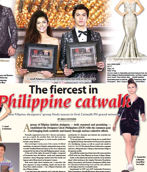 Pressreader The Manila Times 2018 08 18 Male Grand Winner