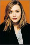 ?? Larry Busacca, Getty Images for Sundance Film Festival ?? Actress Elizabeth Olsen, sister of Mary-Kate and Ashley, stars in the horror Silent House.