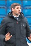 ??  ?? Steven Gerrard