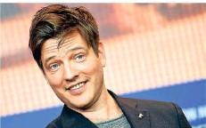 ?? FOTO: DPA ?? Regisseur Thomas Vinterberg hat seinen neuen Film in Köln vorgestellt.