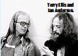 ??  ?? TERRY ELLIS AND IAN ANDERSON.