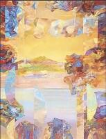 "??  ?? ""Light On Crimson Lake"" and ""Lipad Diwa"" by Egai Fernandez 'Monarchs & Thumbergias"" and ""Bula"" by Addie Cukingnan ""Terrestrial"" (above) and ""Sunrise"" by Aner Sebastian"