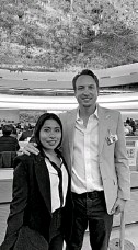 ??  ?? La actriz oaxaqueña habló en la OIT, señaló que a la sociedad mexicana le falta reconocer la labor de la trabajadoras domésticas/ESPECIAL