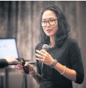 """??  ?? Misinformation about what is and isn't legal is a big problem at the moment, so people need to stick with cannabis businesses that are """"within the law"""", says Kitty Chopaka, founder and CEO of Elevated Estate."""