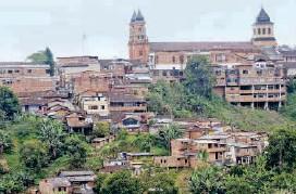 ?? FOTO ?? El hecho violento se registró en la vereda La Cruz, distante a cuatro horas del casco urbano de Yolombó.