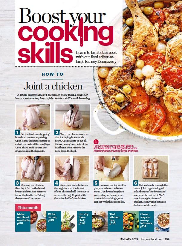 Pressreader Bbc Good Food 2019 01 03 Expert Tips Advice And A