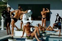"""??  ?? >> Die Helmut Newton Stiftung zeigt Bilder Newtons und weiterer Fotografen in der Ausstellung """"America 1970s/80s""""(s. Meldung auf der linken Seite)."""