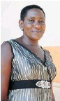 ??  ?? Agnes Zabali died Thursday in Uganda from injuries she suffered when she was struck by a truck.