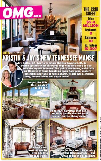 Kristin Jay S New Tennessee Manse Pressreader