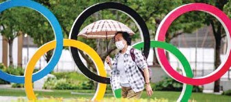 ??  ?? State of Emergency in Japan to run till August 22 to curb further spike in the Covid spread