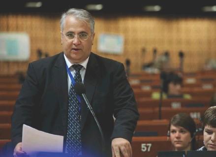 ?? FOTO: FACEBOOK. ?? Viorel Badea spune că ședința Comisiei de cultură ar putea avea loc de abia săptămâna viitoare.