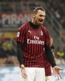 ?? Bild: Antonio Calanni ?? Zlatan Ibrahimovic uppges ha skadat dig på en träning.